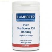 Aceite borraja puro 1000mg Omega 6 Lamberts