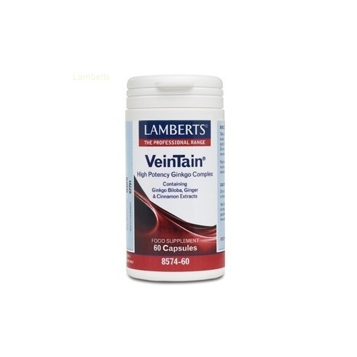 VeinTain 60 cap Lamberts