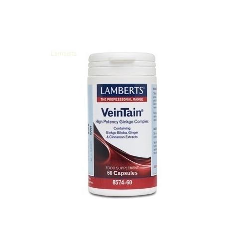 VeinTain 60 cap Lamberts