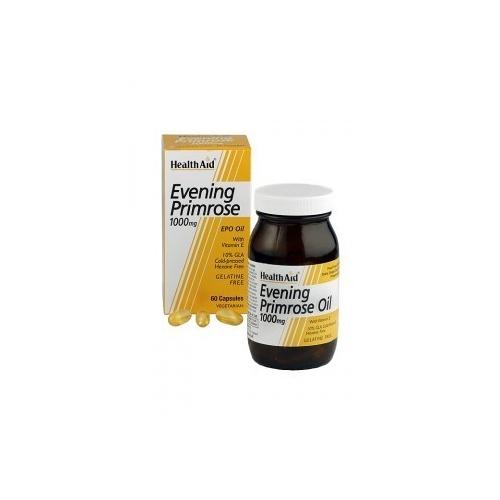 Aceite de onagra Health Aid 1000mg