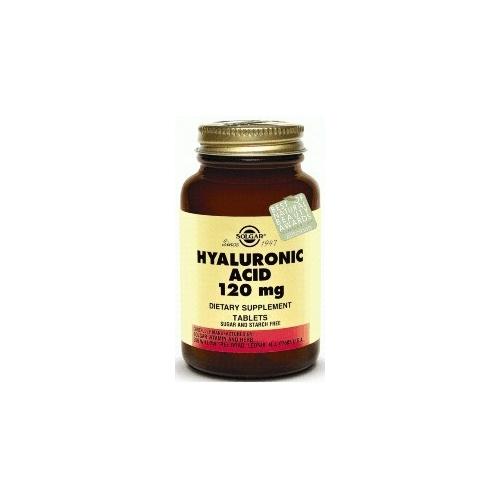 Ácido Hialurónico Complex 120 mg Comprimidos