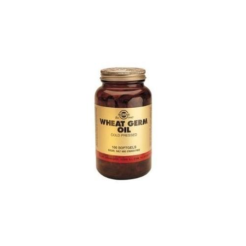 Aceite de germen de trigo Solgar
