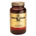 Aceite de Germen de trigo 100 Cápsulas blandas Solgar
