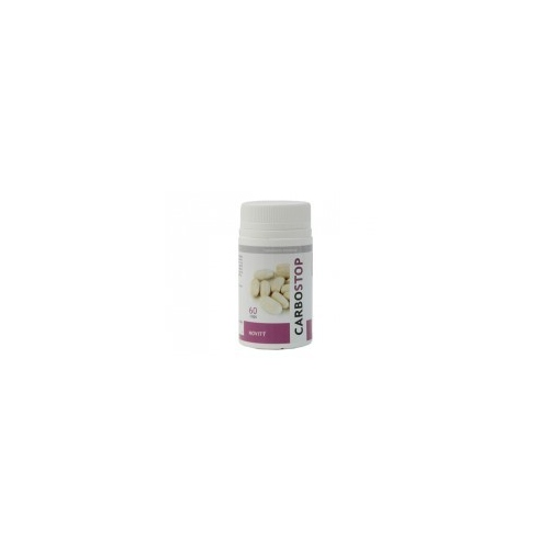 Carbostop 60 cap Con Faseolamina Novity-Dietmad