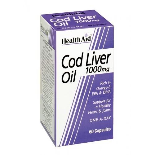 Aceite Higado de Bacalo Healthaid