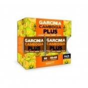 Garcinia Cambogia Plus Pack económico 60+60 comprimidos DietMed Naturmil