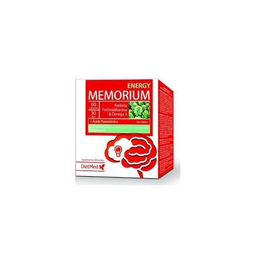 Memorium Energy 60cap