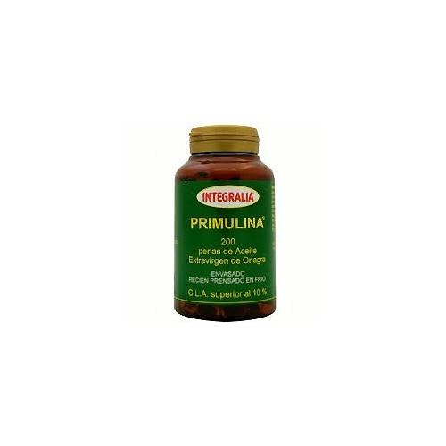 Primulina 200 Perlas de aceite extra virgen de Onagra