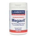 Lamberts Megavit 120 tab Alta potencia