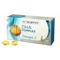 Dha Complex Marnys Omega 3 con Vit E
