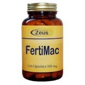 Fertimac 150cap de 500mg suplementos zeus