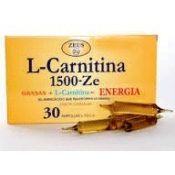 L-Carnitina Zeus 1500 mg