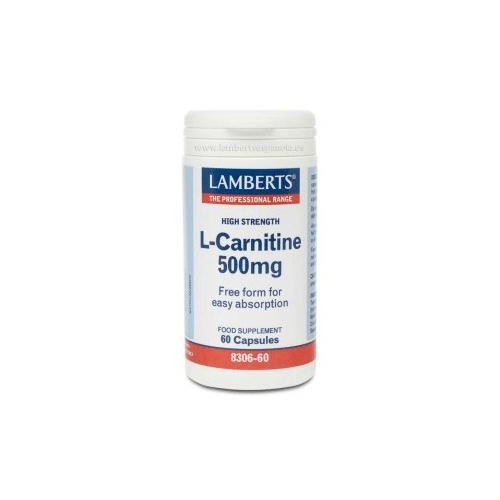 L Carnitina Lamberts L-carnitina Lambert