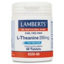 Teanina L-Teanina Lamberts