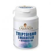 Triptófano y Magnesio + VIT B6 Ana Maria La Justicia