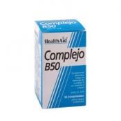 Complejo B 50 HealtAid 30 com
