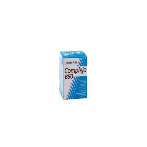 Complejo Vitaminico B50 Health Aid