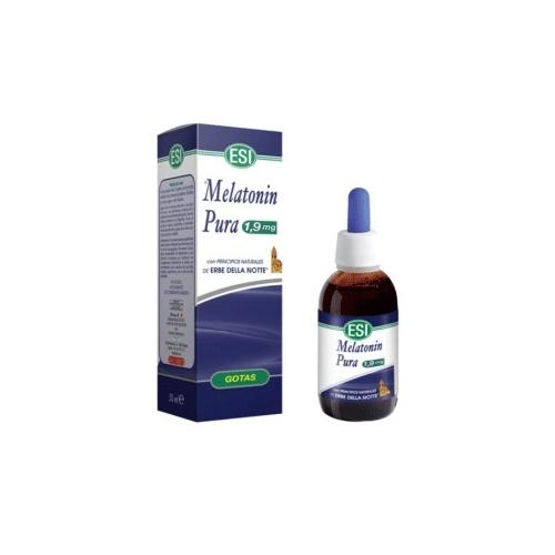 Melatonina pura gotas 1,9mg con Erbe della Notte