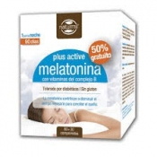Melatonina Plus Active 60 Comprimidos + 30 Gratis
