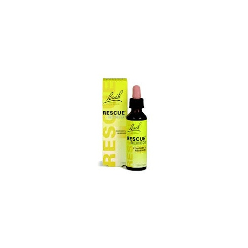 Rescue Remedy Flores De Bach Original 20 Ml