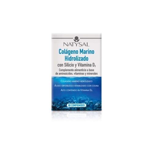 Colágeno Marino Hidrolizado Natysal