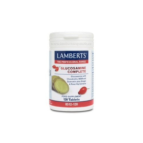 Glucosamina completa Lamberts 120 tabletas