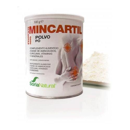 Mincartil reforzado Soria Natural 300 gr