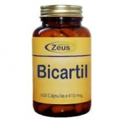 Bicartil 100 capsulas Suplementos Zeus