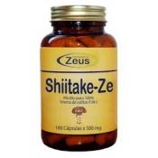 Hongo Shiitake 180 cap Suplementos zeus