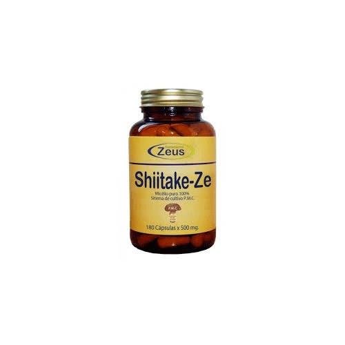 Shitake-Ze 180 capsulas