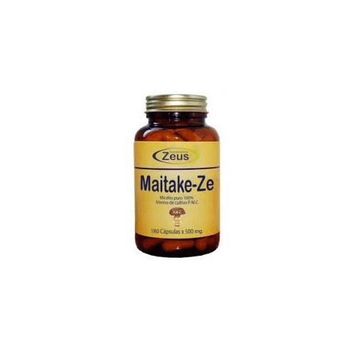 Maitake suplementos zeus 180 capsulas