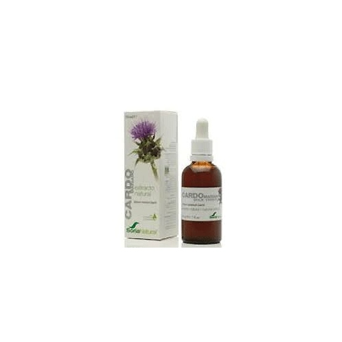 Extracto cardo mariano 50ml Soria Natural