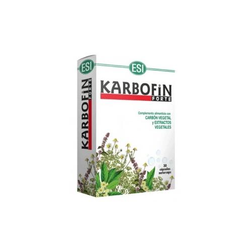 Karbofin Forte Esi 30 Capsulas