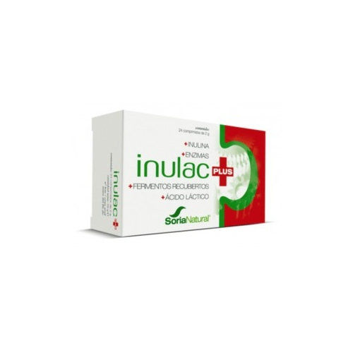 Inulac Plus Soria Natural 24 comprimidos