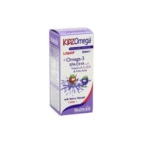 Kidz omega liquido Healthaid