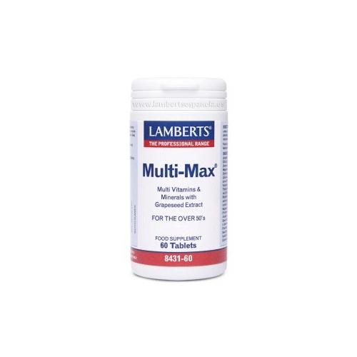 Multi-Max Lamberts 60 Tab