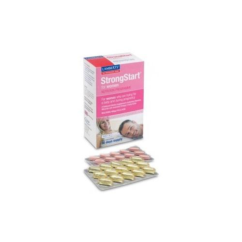 StrongStart Lmbert vitaminas para la mujer