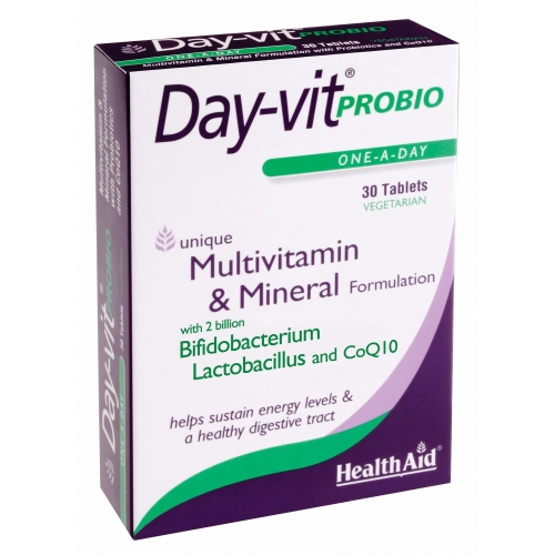 Day-vit probio multivitaminas natural
