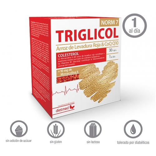 Triglicol Norm 7 Dietmed
