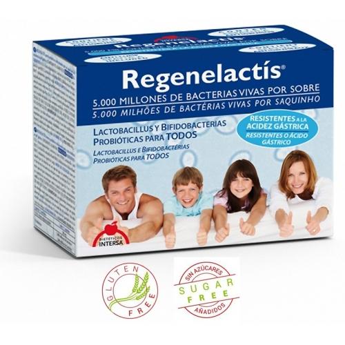 Regenelactis probiotico natural herbolario
