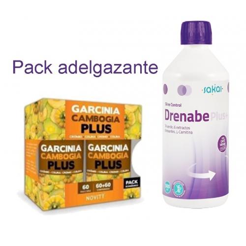 Garcinia Cambogia Plus con Drenabe plus