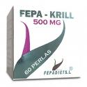 Fepa Krill 500 mg Omega 3