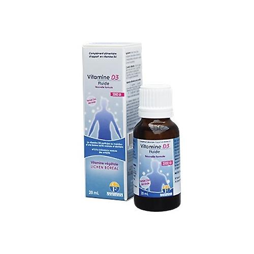 Vitamina D3 Liquida Fenioux
