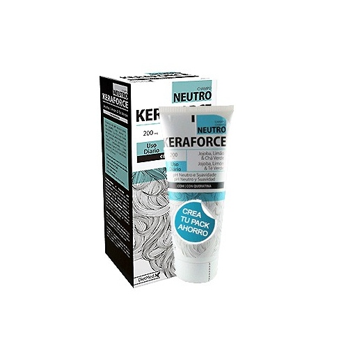 Keraforce Champú Neutro 200ml