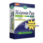 Melatonina Retard 60 microtabletas 1,9 mg ESI-Trepadiett