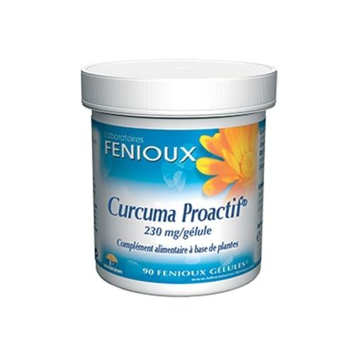 Curcuma Proactif Fenioux