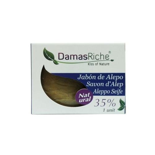Jabón de Alepo 200gr Ecoriche 35%