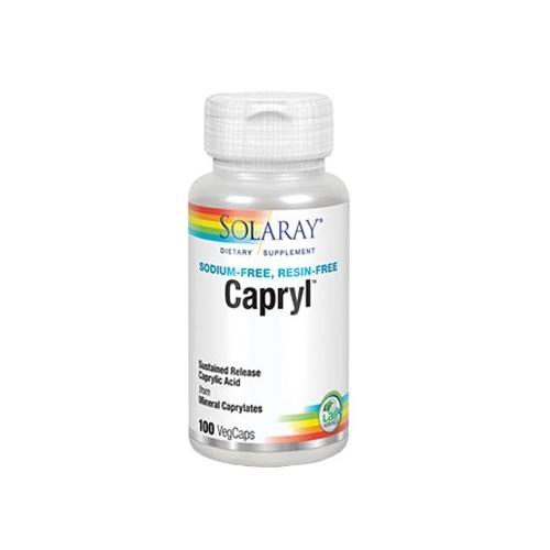 Acido Caprilico Solaray