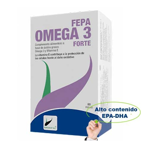 Fepa Omega 3 Forte Fepadiet