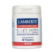 5 HTP 100 mg 60 tab Lamberts